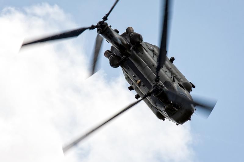 2014 RAF Chinook Display Team