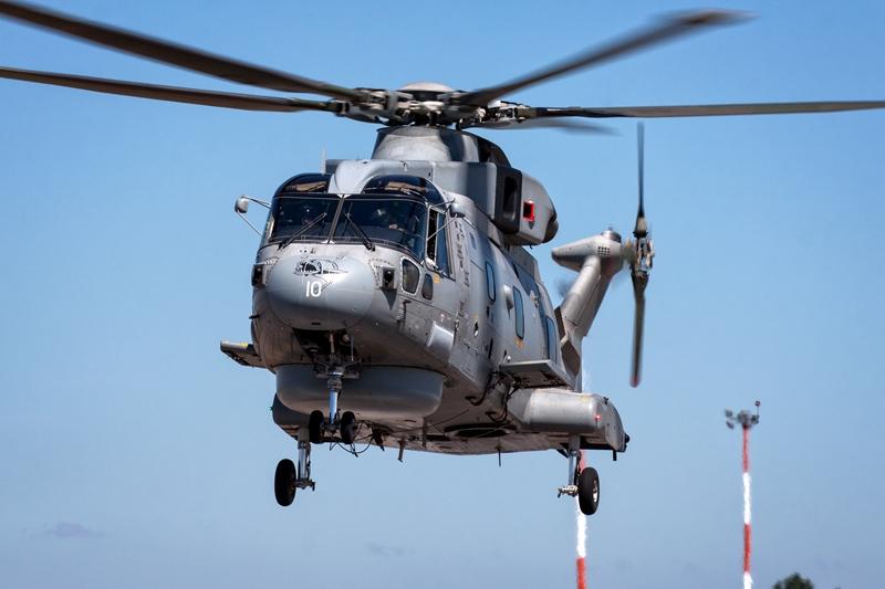 Royal Navy Merlin Mk2